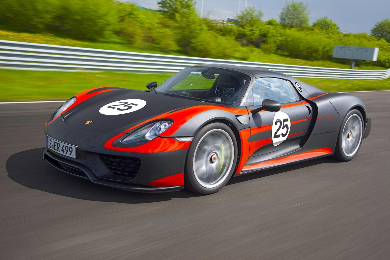 Porsche S 960 Sports Car Will Be A Mid Engined 8 Cylinder