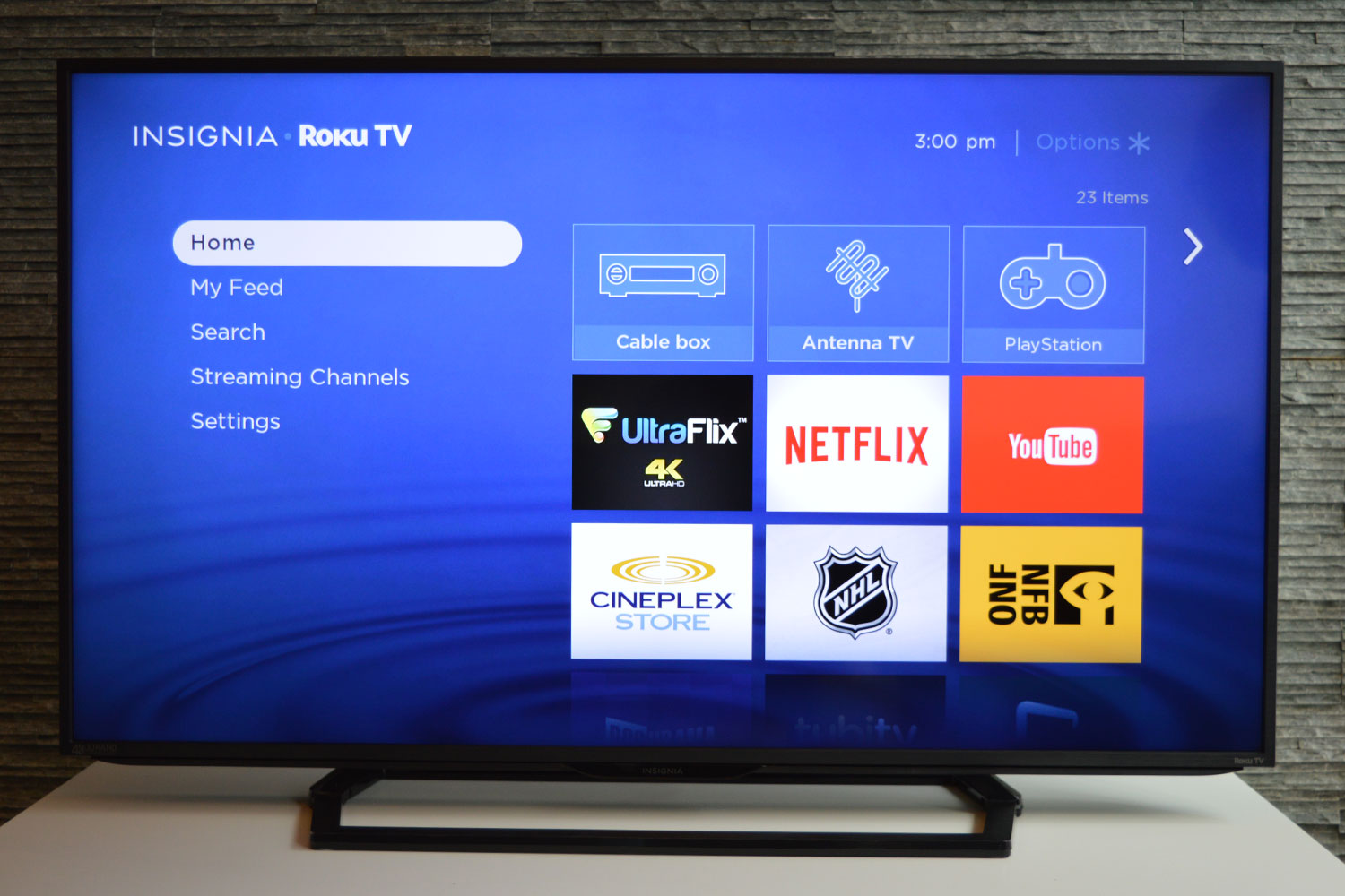 how to connect roku 3 to tv