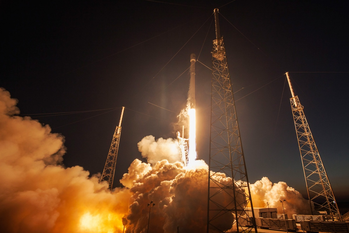 SpaceX plans to launch Falcon 9 rockets every 2-3 weeks