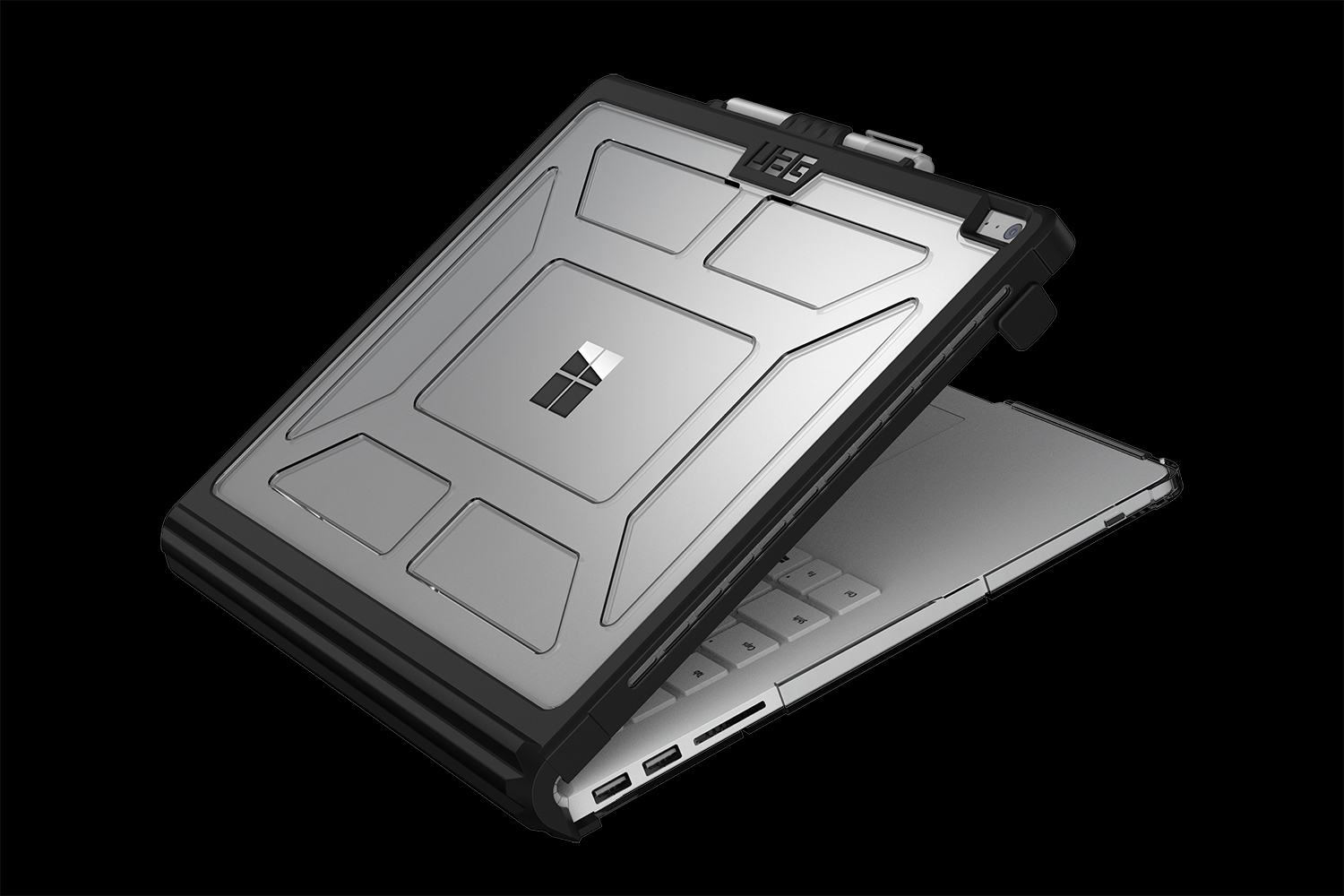 Worried About Breaking Your Surface Book This Case Can