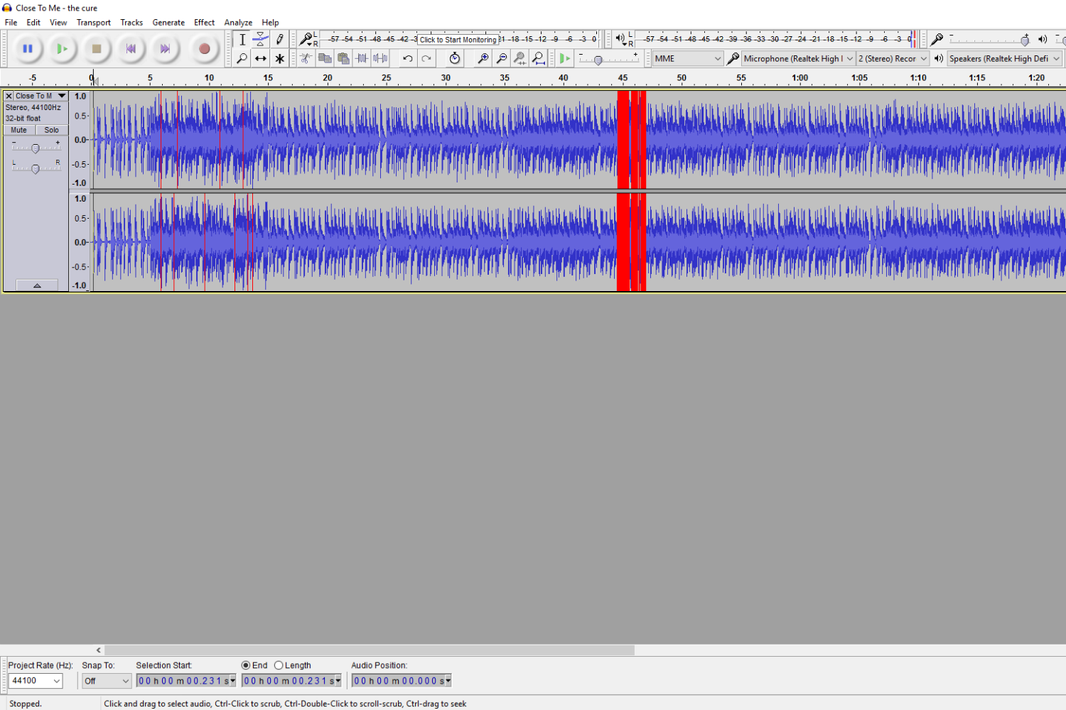 Download Audacity for windows
