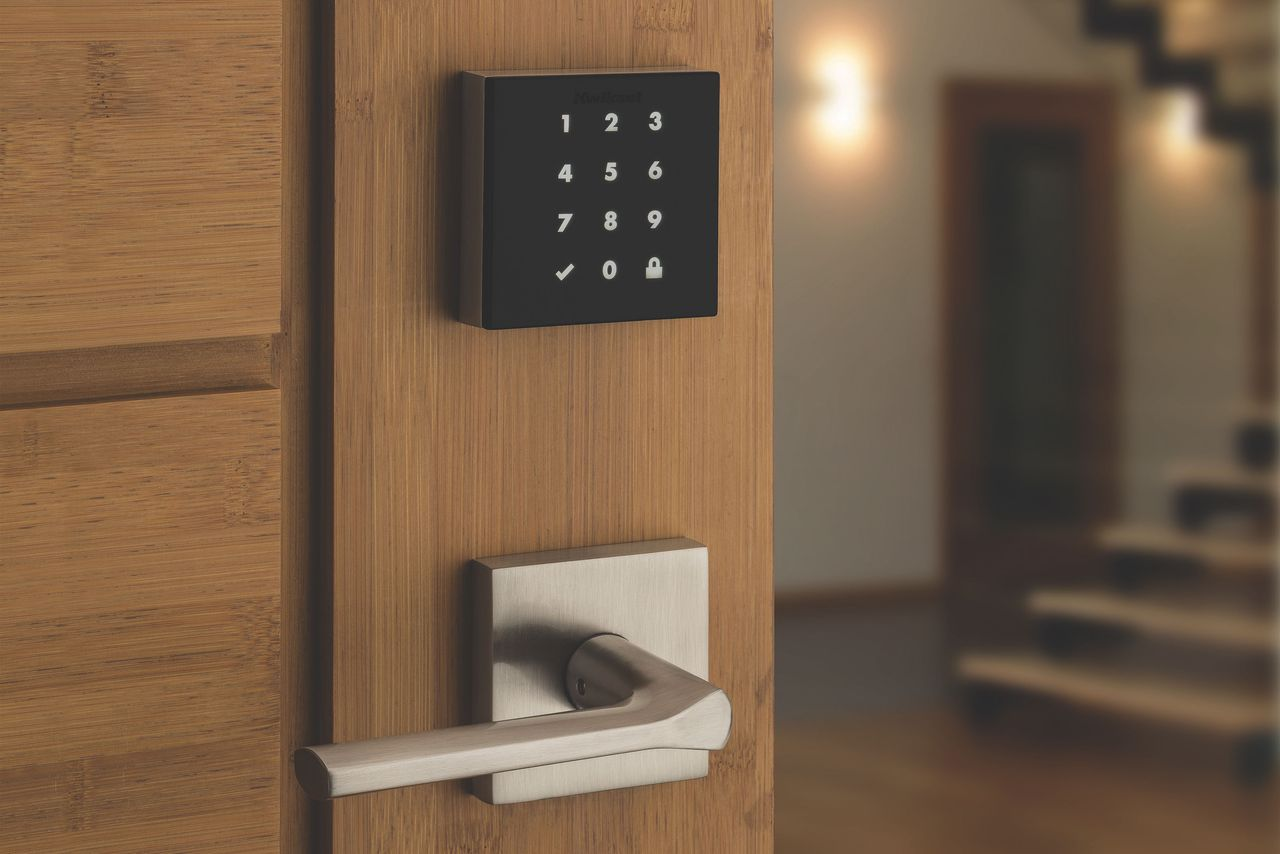 Keys Are So 2015 But Kwikset S Keyless Smart Lock Could