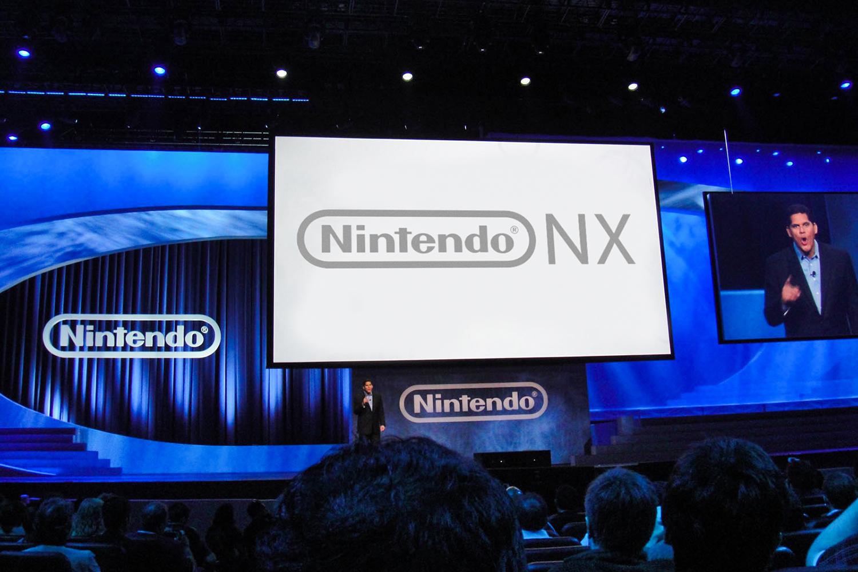 Nintendo NX relevada