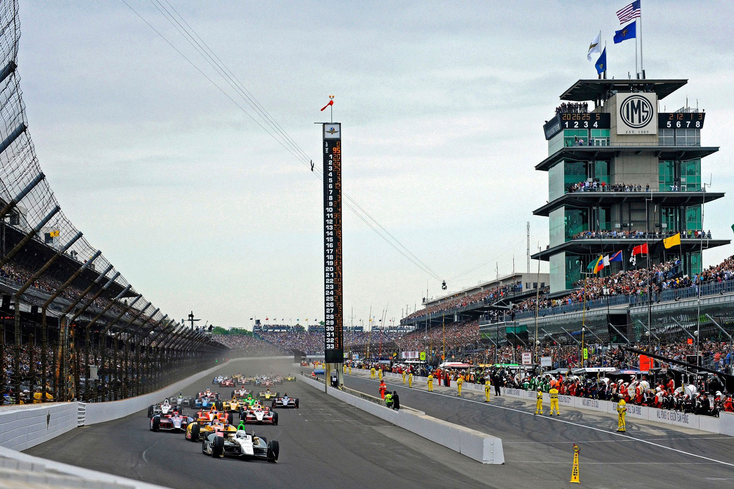 How to Watch the Indy 500 | Digital Trends