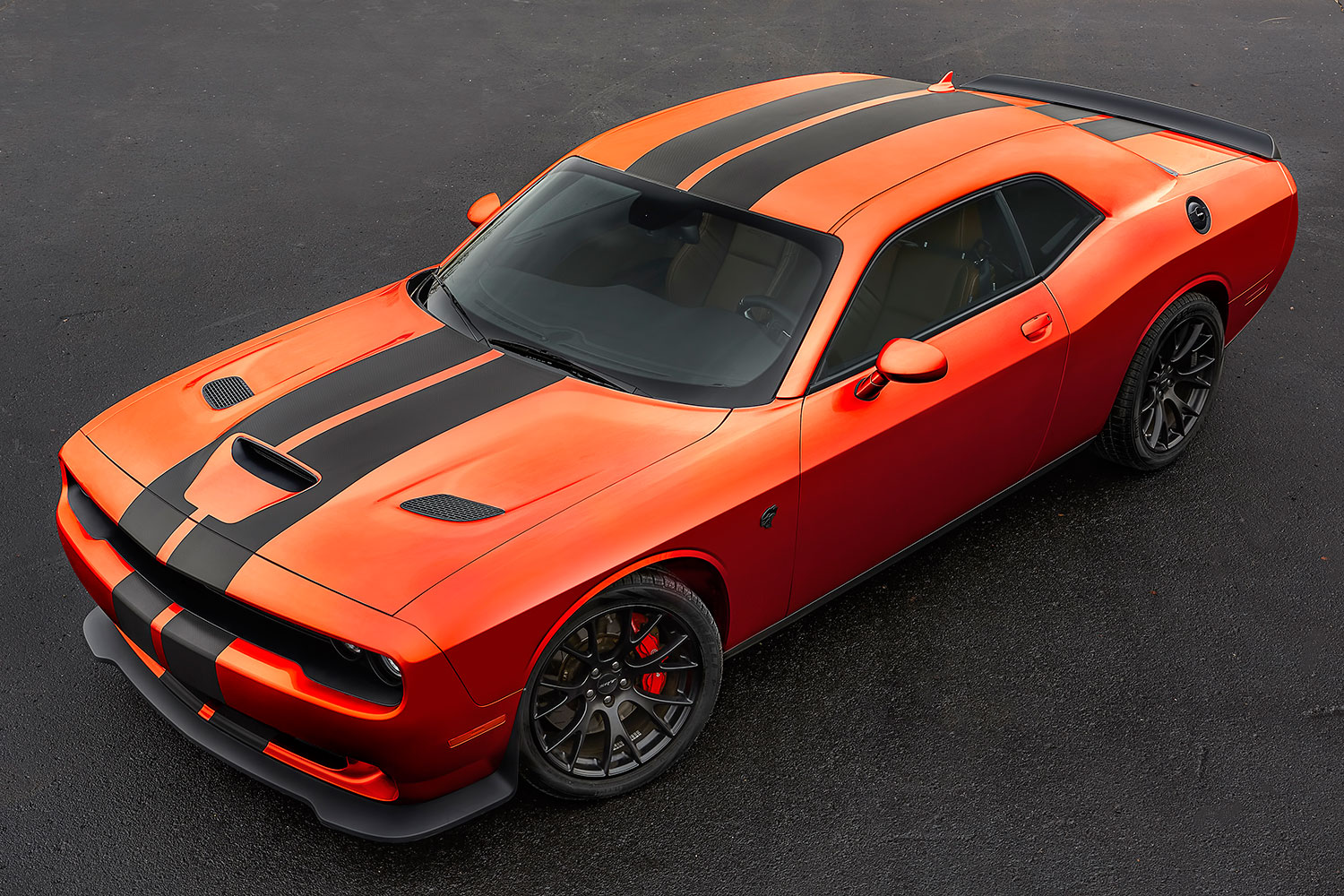 Cheap Muscle Cars For Sale >> A sharper and more powerful Dodge Challenger Hellcat could be on its way