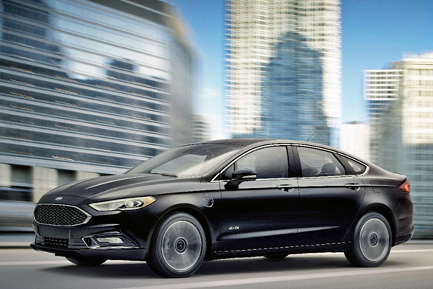 Topping All Other Us Plug In Hybrids 2017 Ford Fusion