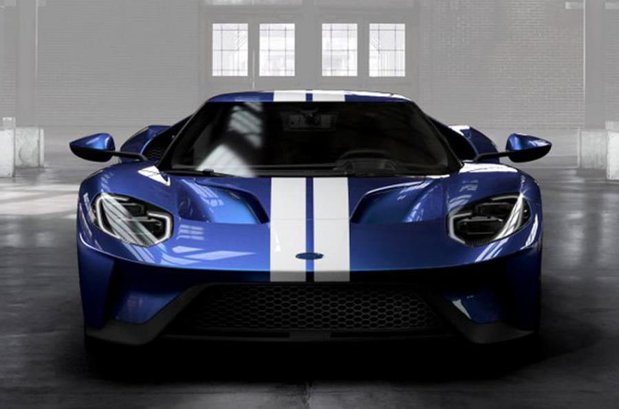 Ford Gt Sold Out For Two Years In Just 30 Days