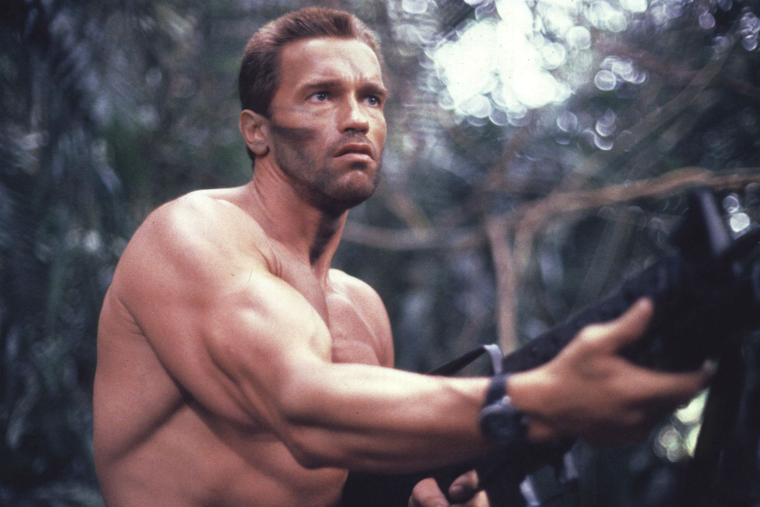Schwarzenegger might be 'Old Arnold' in new Predator movie Arnold Schwarzenegger