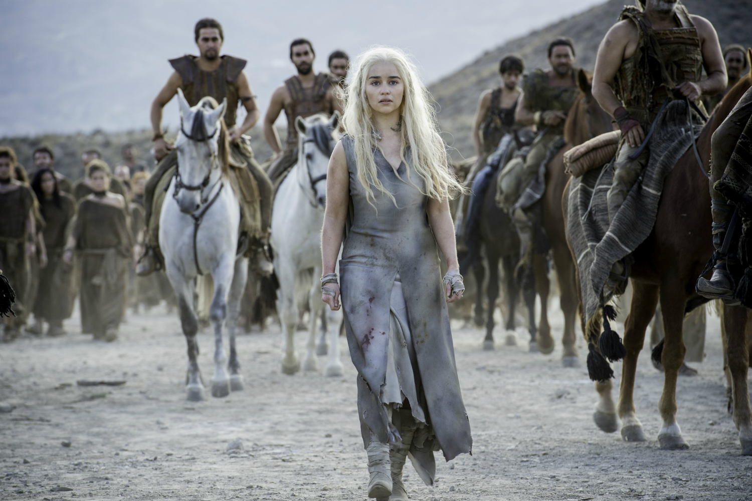 Obsessed with Game of Thrones? You can take a course in Dothraki