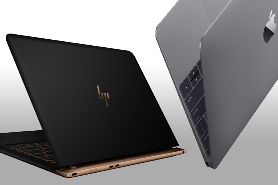 Macbook Vs Hp Spectre Which Is The Best Ultraportable
