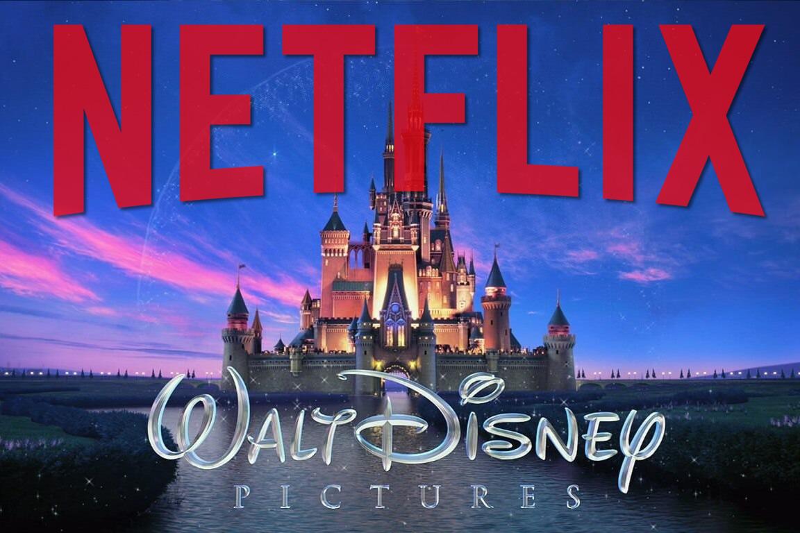 Netflix Stock Bolstered By Rumored Disney Buyout Digital Trends