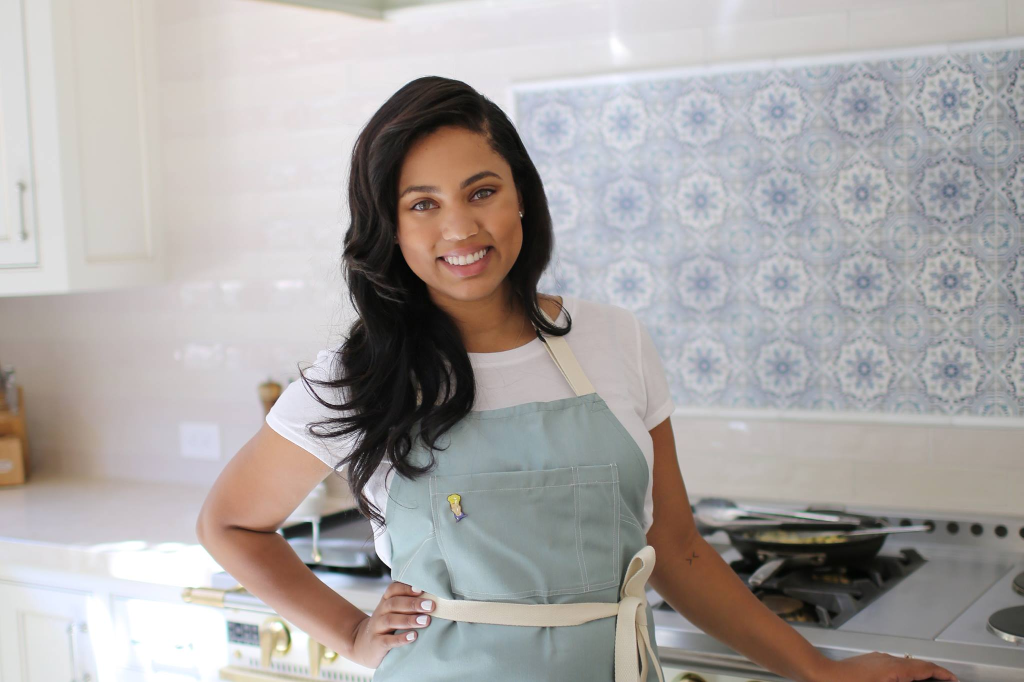 The latest food delivery startup is coming out of ayesha for Ayesha curry cookware