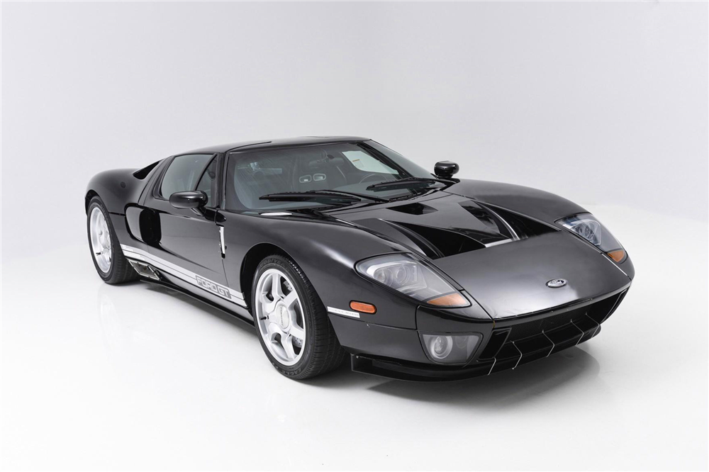New Ford GT travels back in time with Le Mans Heritage Edition