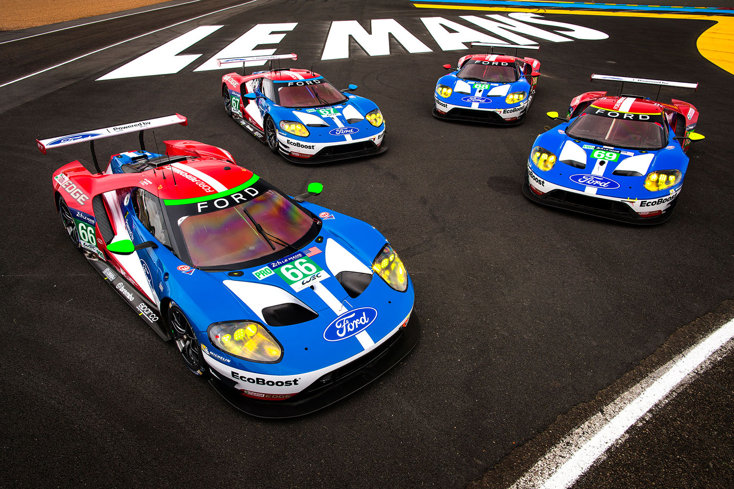 Ford will return to le mans but can it repeat last year s for Garage automobile le mans