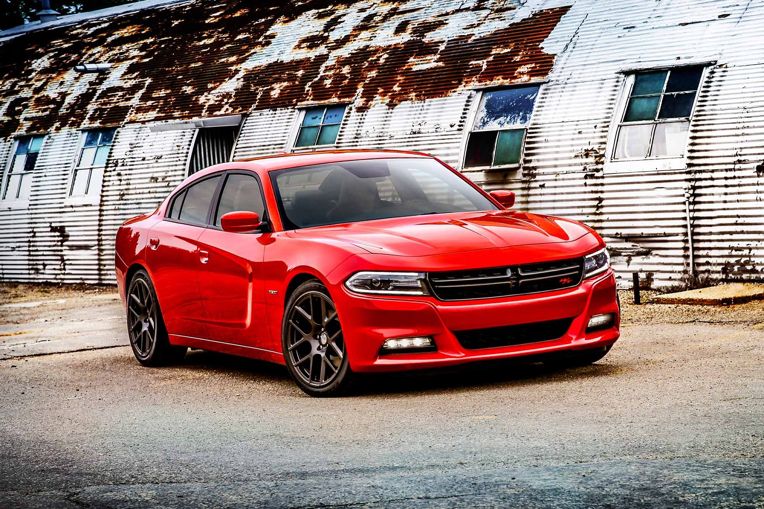 2016 Dodge Charger 2 Door >> Could the Dodge Charger go turbo?