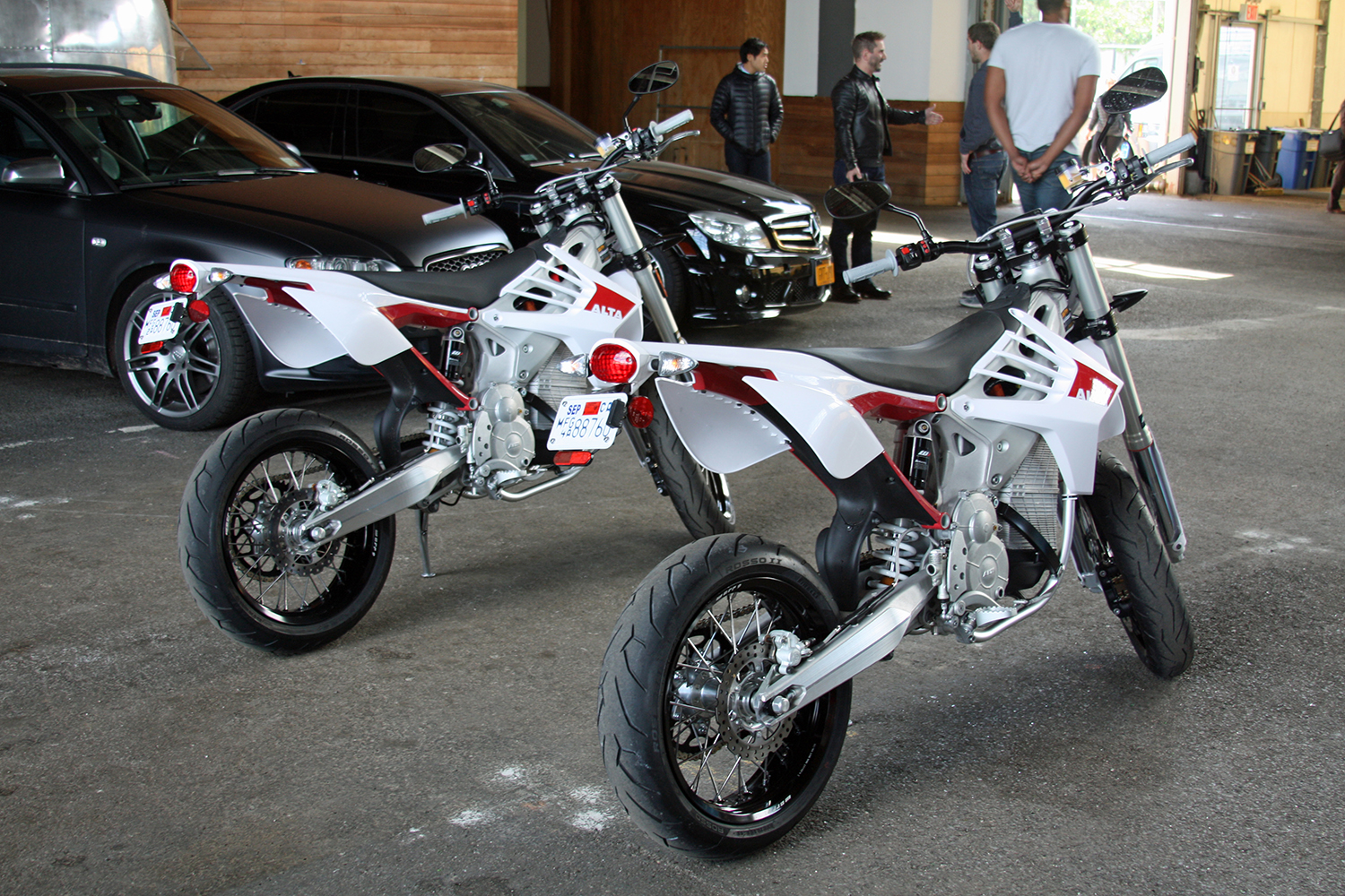 Alta motors redshift sm first drive review digital trends for Motor city powersports hours