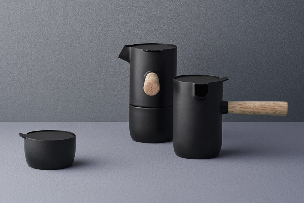 Two London based Designers Gave The Moka Pot A Welcome