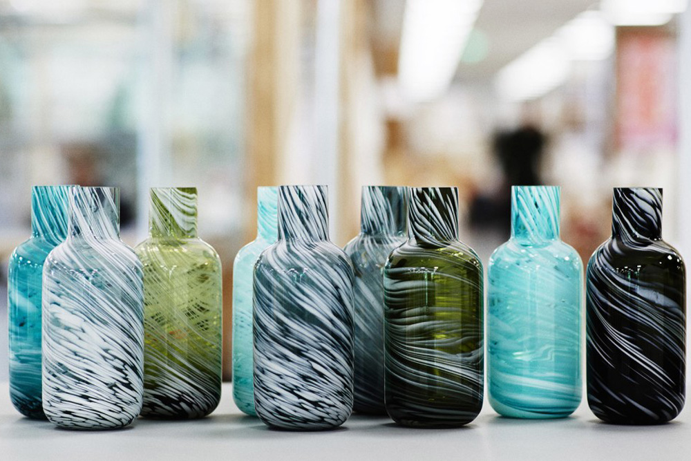 A Line Of Housewares Made From Recycled Materials Will