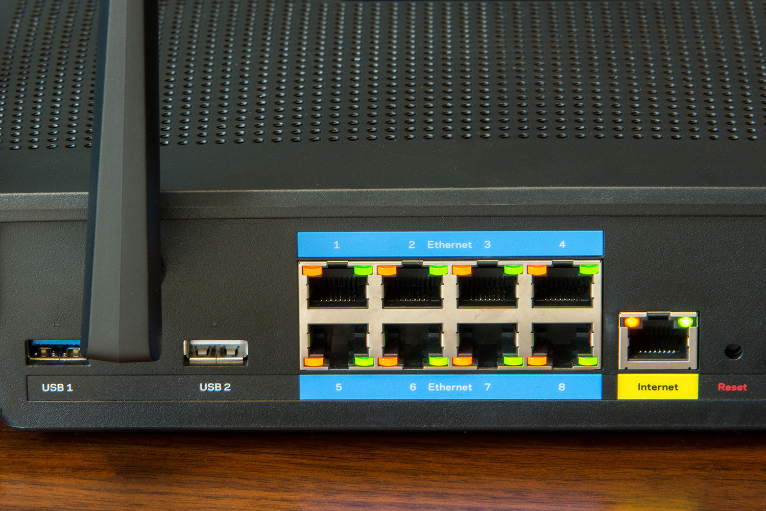 The Linksys Ea9500 Router Can Fill Any House With Great Wi