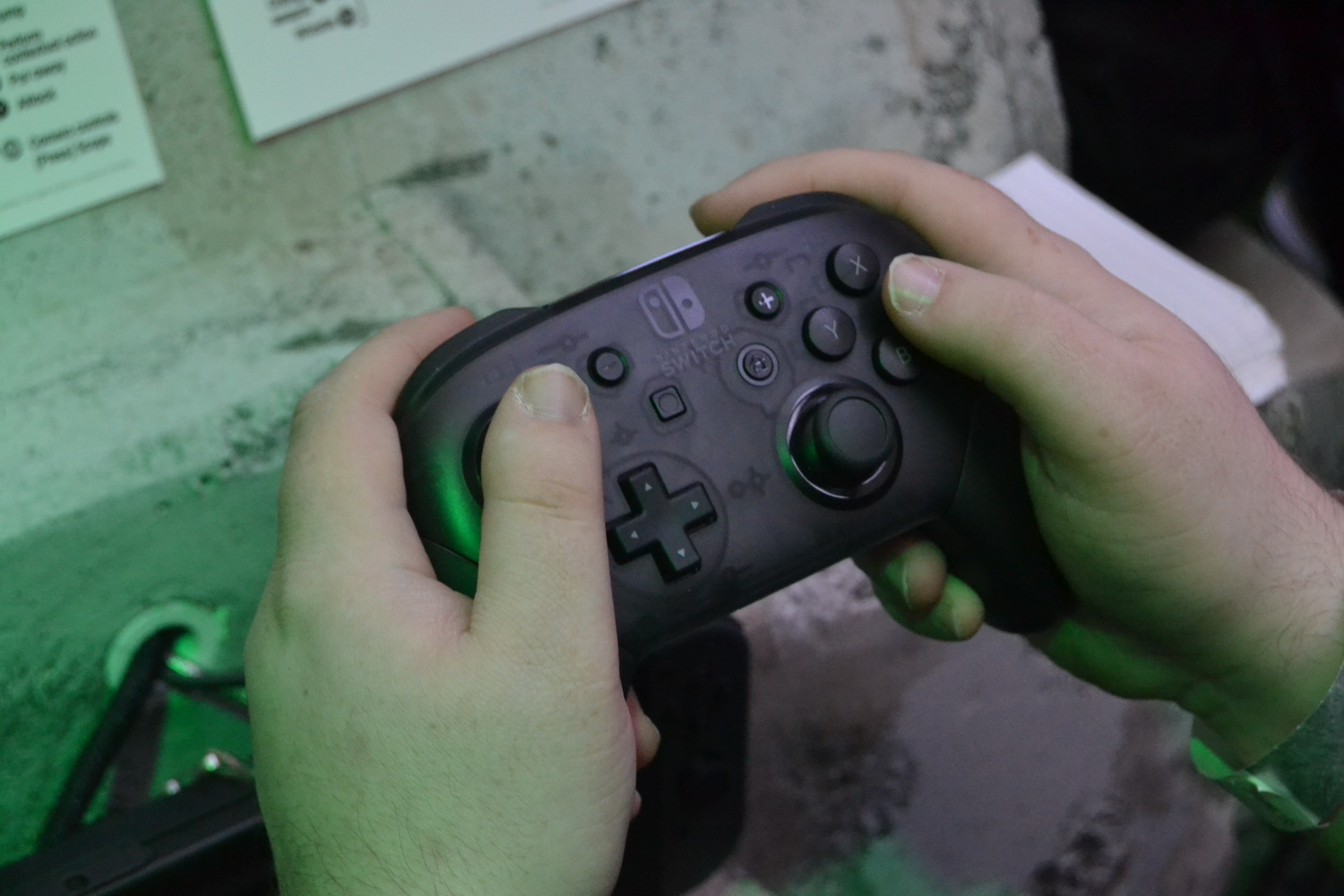 how to connect nintendo switch pro controller to mac