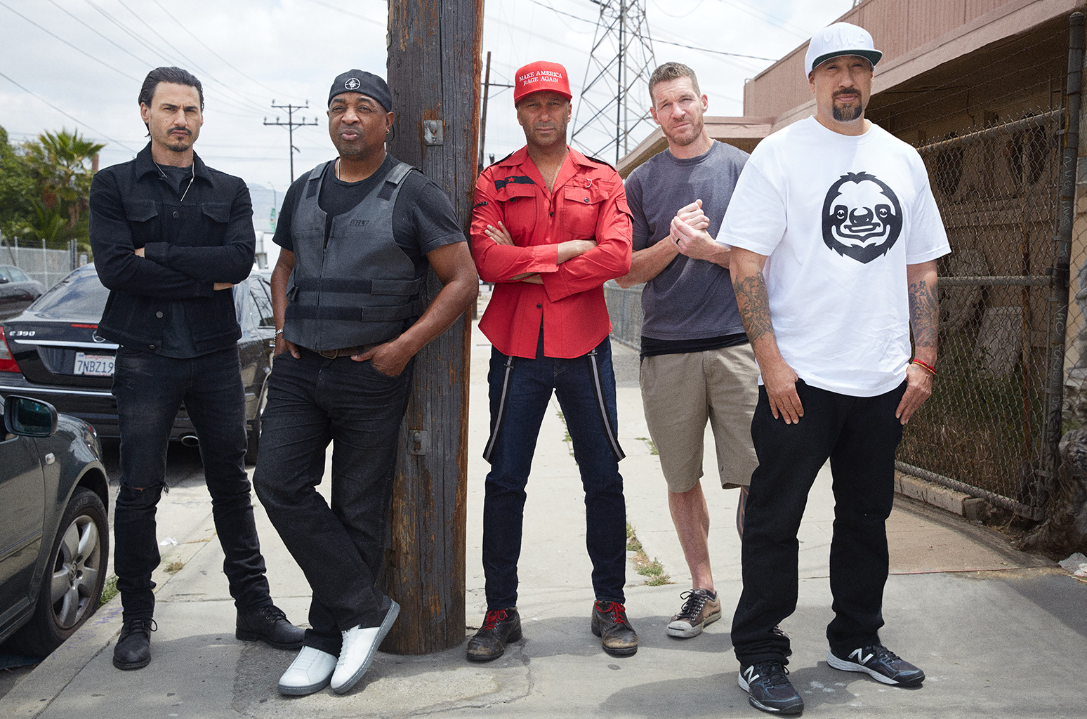Prophets Of Rage Announce New Los Angeles Show