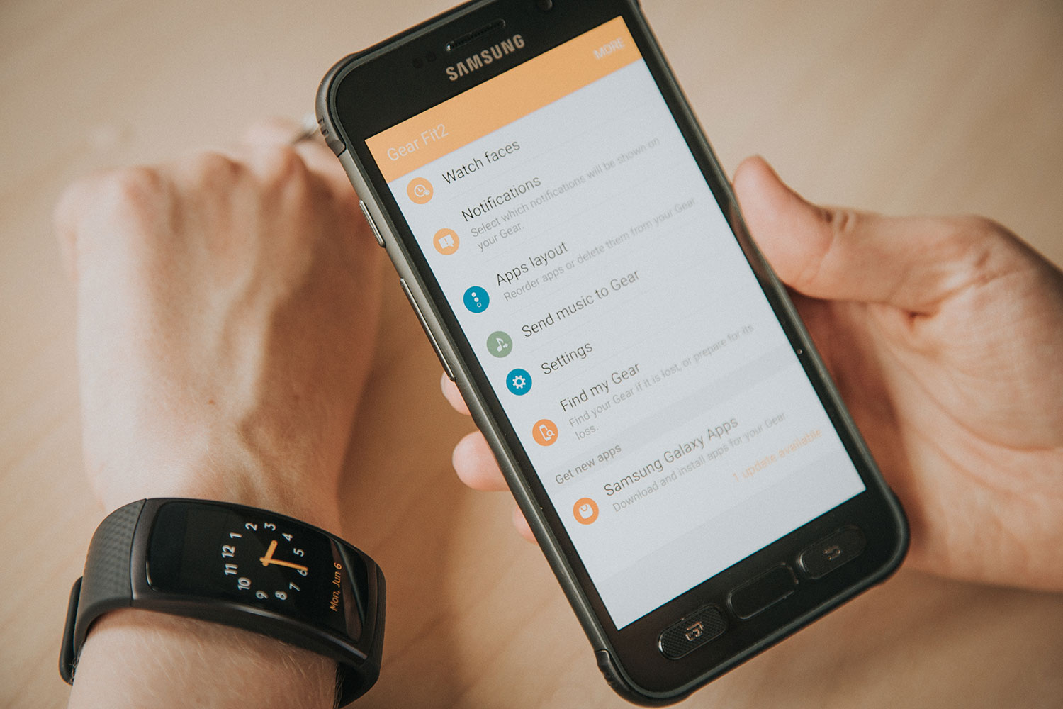 Samsung adds new features to S Health to make exercise ...