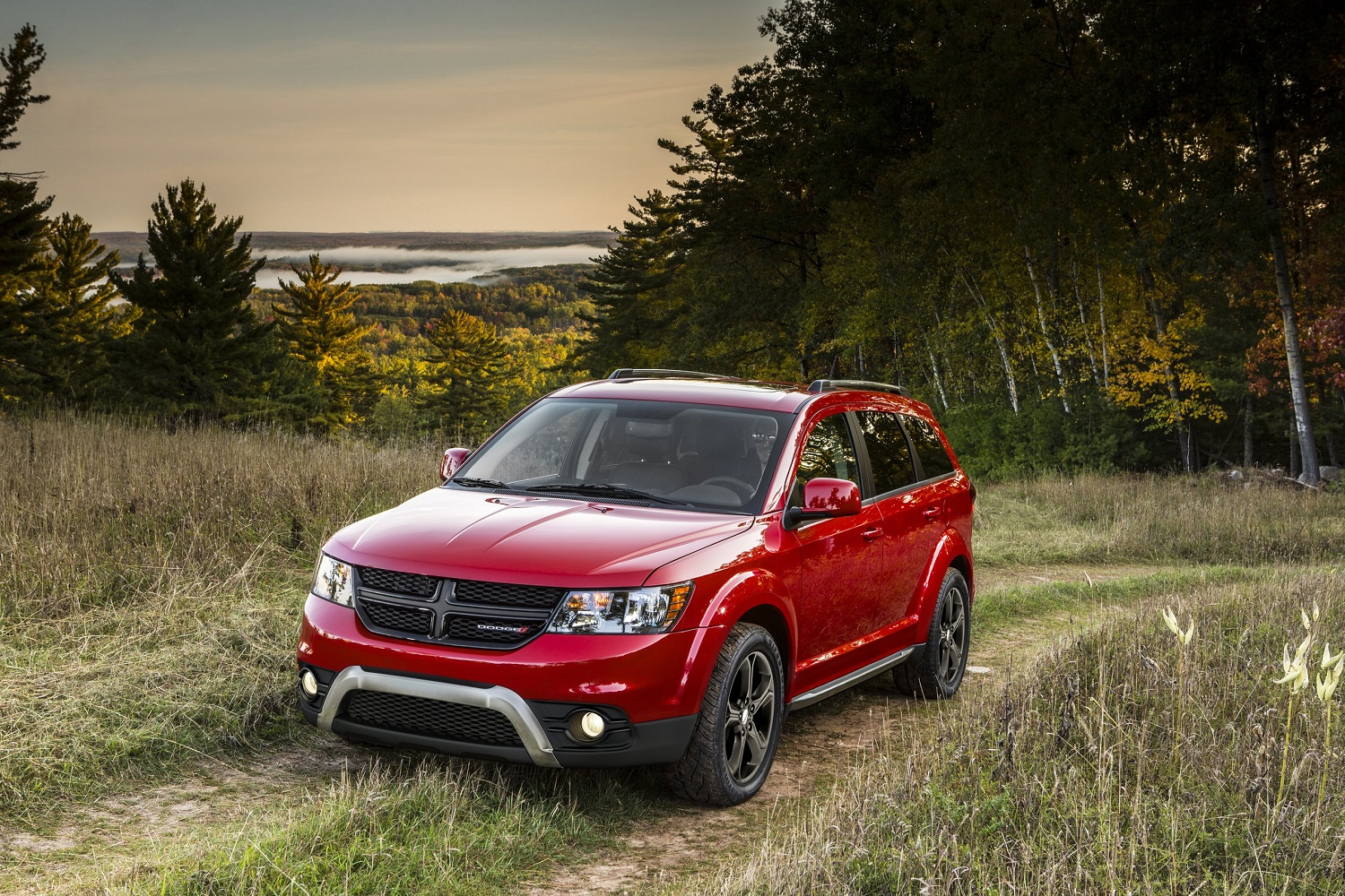 The next Dodge Journey could have Italian citizenship