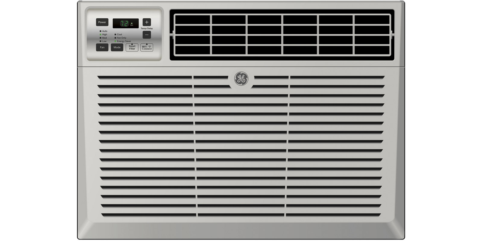 where the AC's on: Keep it cool with a smart air conditioner from GE #6A6761