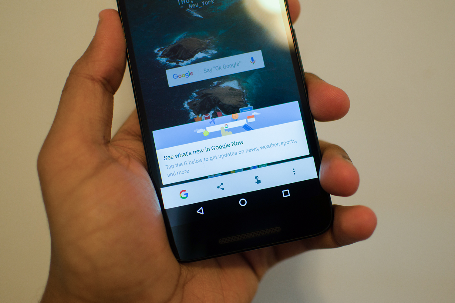 Google Now 'Explore Interests' feature starts appearing for some users