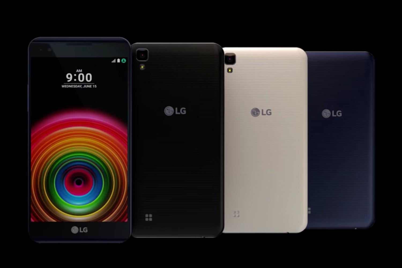 LG targets midrange buyers with slew of X series smartphones