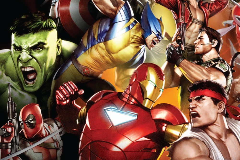 Marvel vs. Capcom 4 landing in 2017?