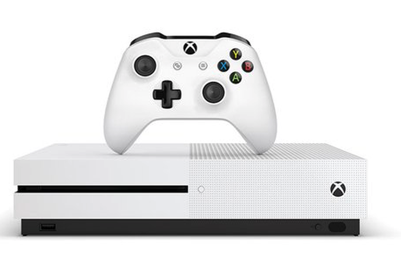 new images of xbox one s leaked ahead of e3 digital trends. Black Bedroom Furniture Sets. Home Design Ideas