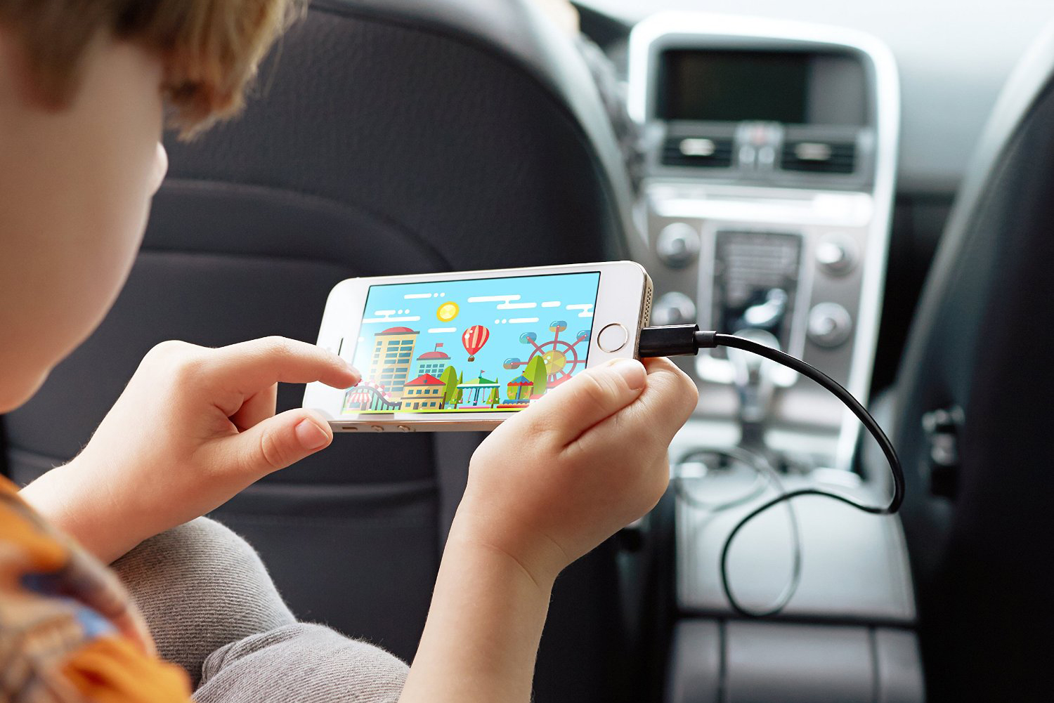 The 11 best iphone car chargers digital trends - Phone charging furniture the future in your home ...