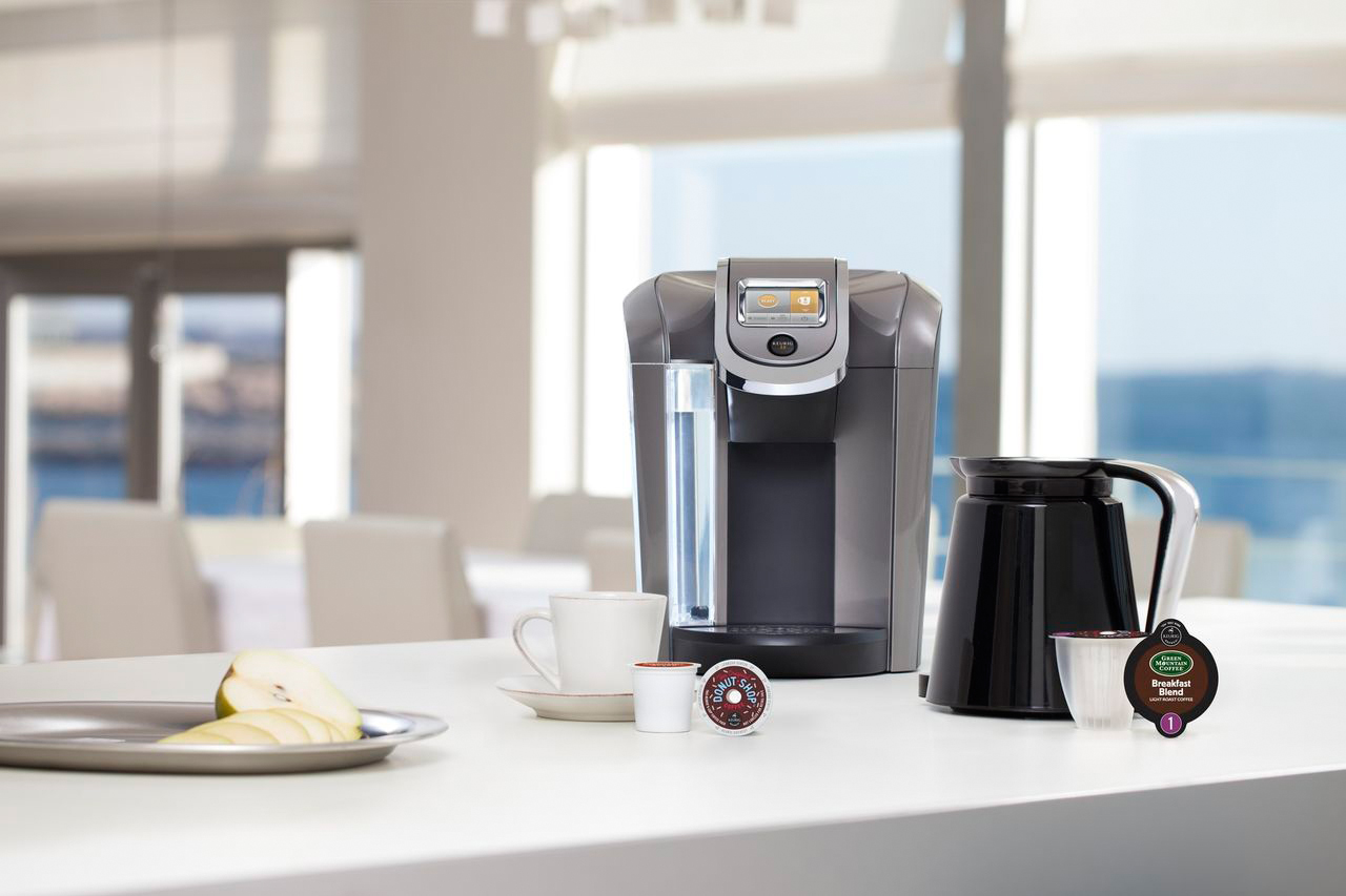 Electronic Clean Out Keurig Coffee Machine how to clean your keurig coffee maker digital trends k gall