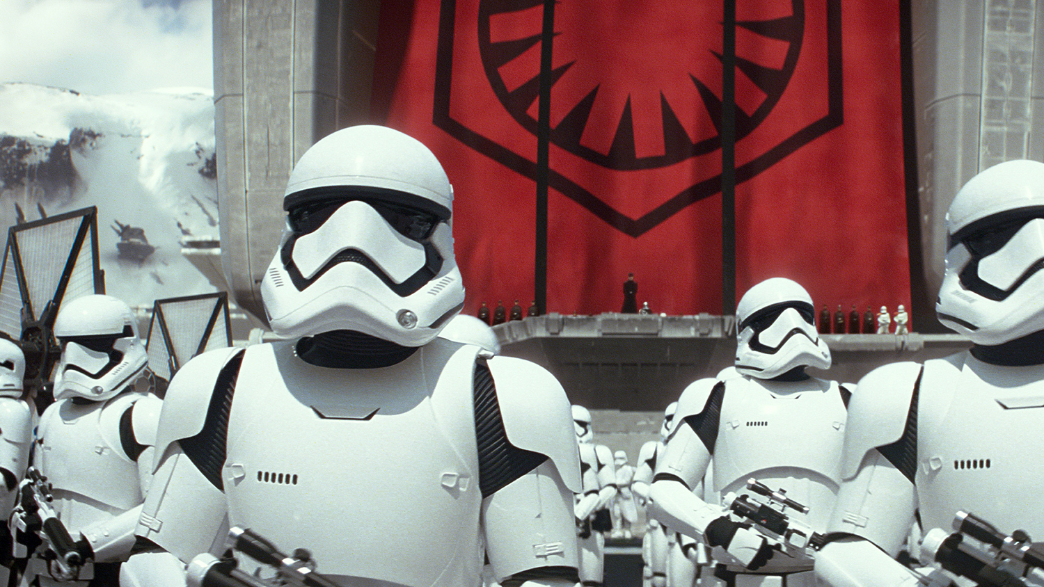 Gareth Edwards Reveals Inspiration For 'Rogue One' Death Troopers