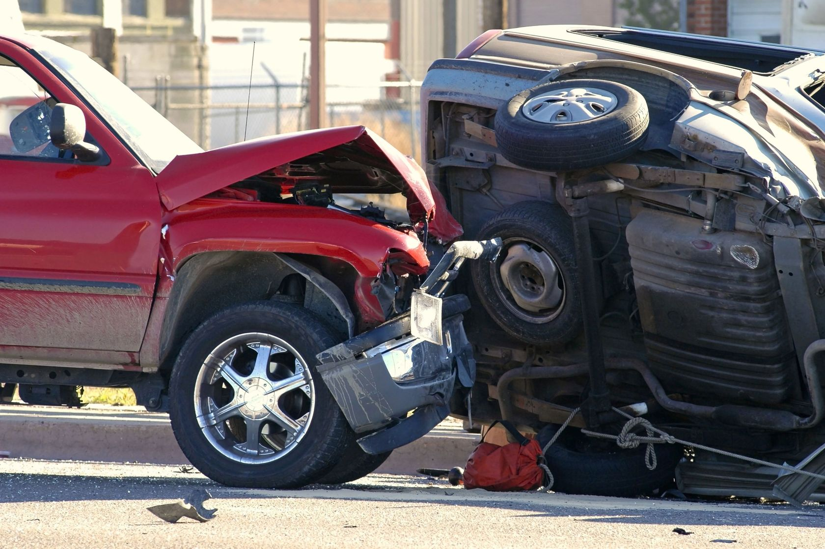 Don't go into shock over the repair estimate after an accident ...