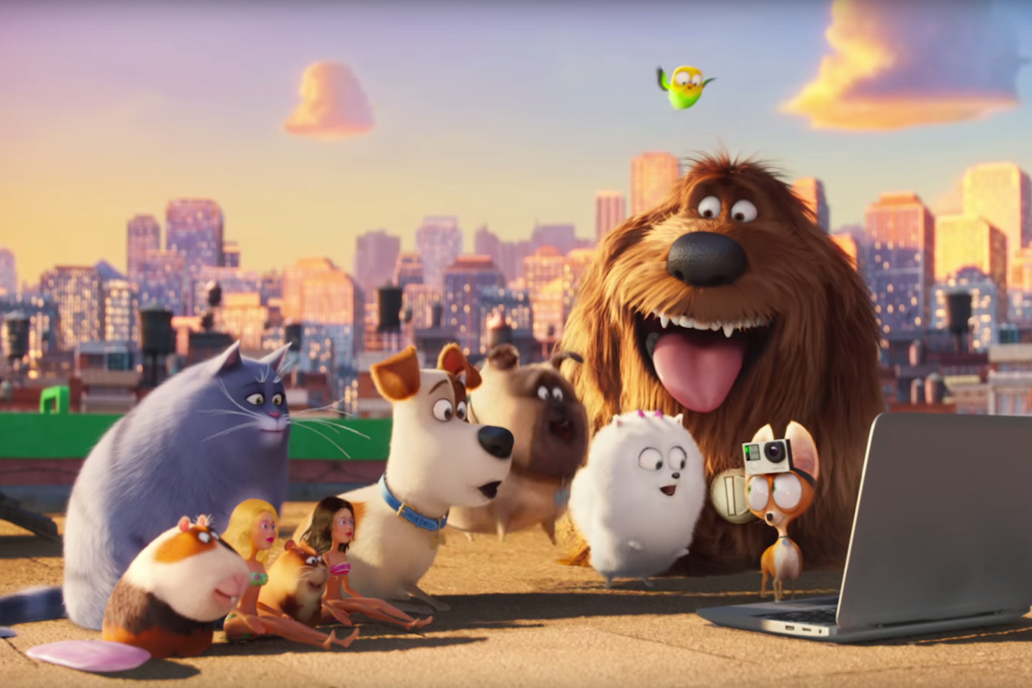 box office hits and misses pets wins but finding dory