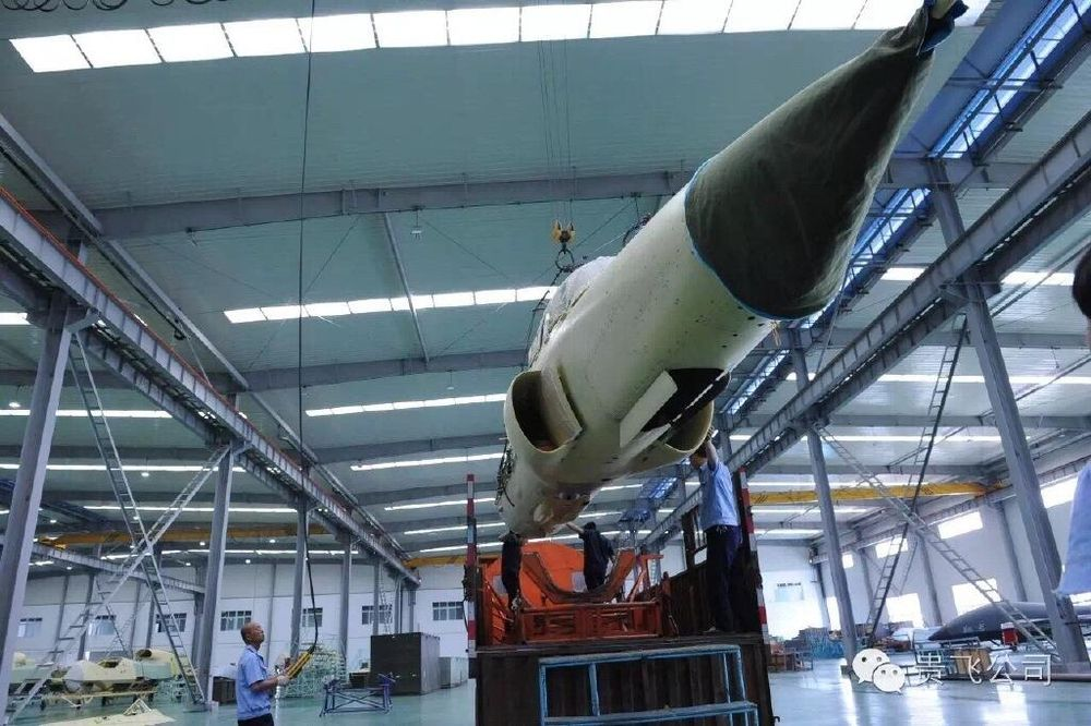 Chinese UAVs Uav_soaring_dragon_ii_-_in_production