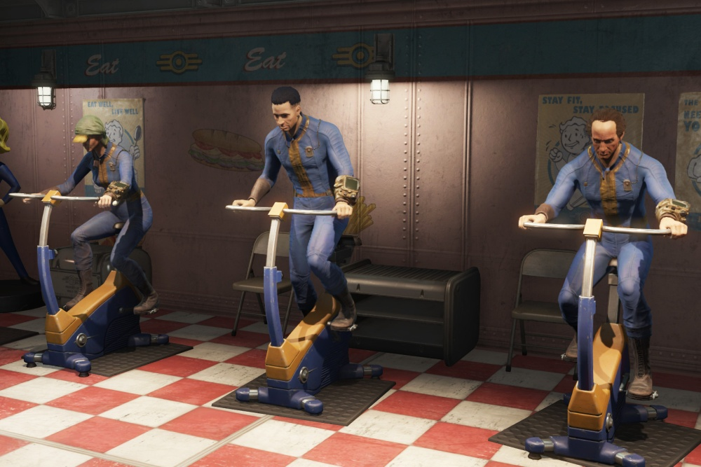 Fallout 4 Vault Tec Workshop Expansion Out Now For Xbox