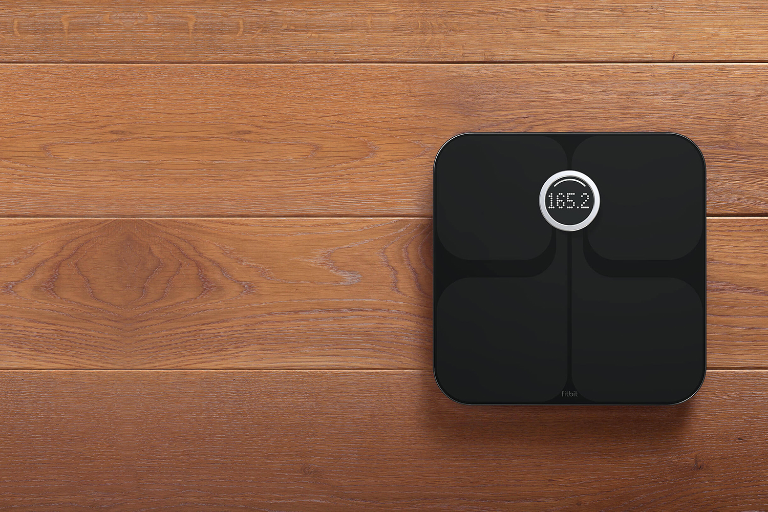 Bathroom scales best rated - Fitbit Aria