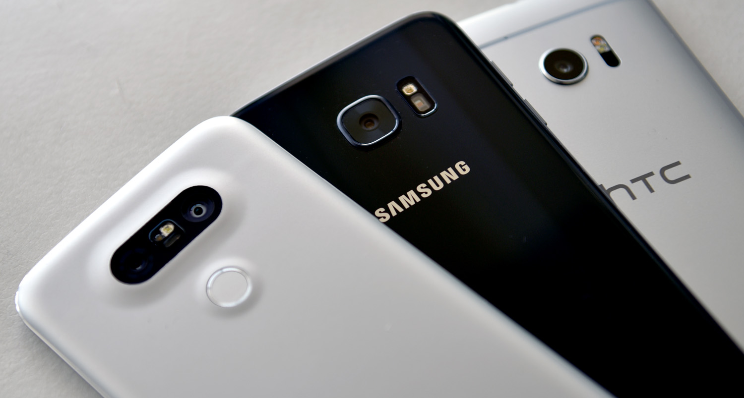 Galaxy S7 Edge Vs Lg G5 Vs Htc 10 Camera Shootout