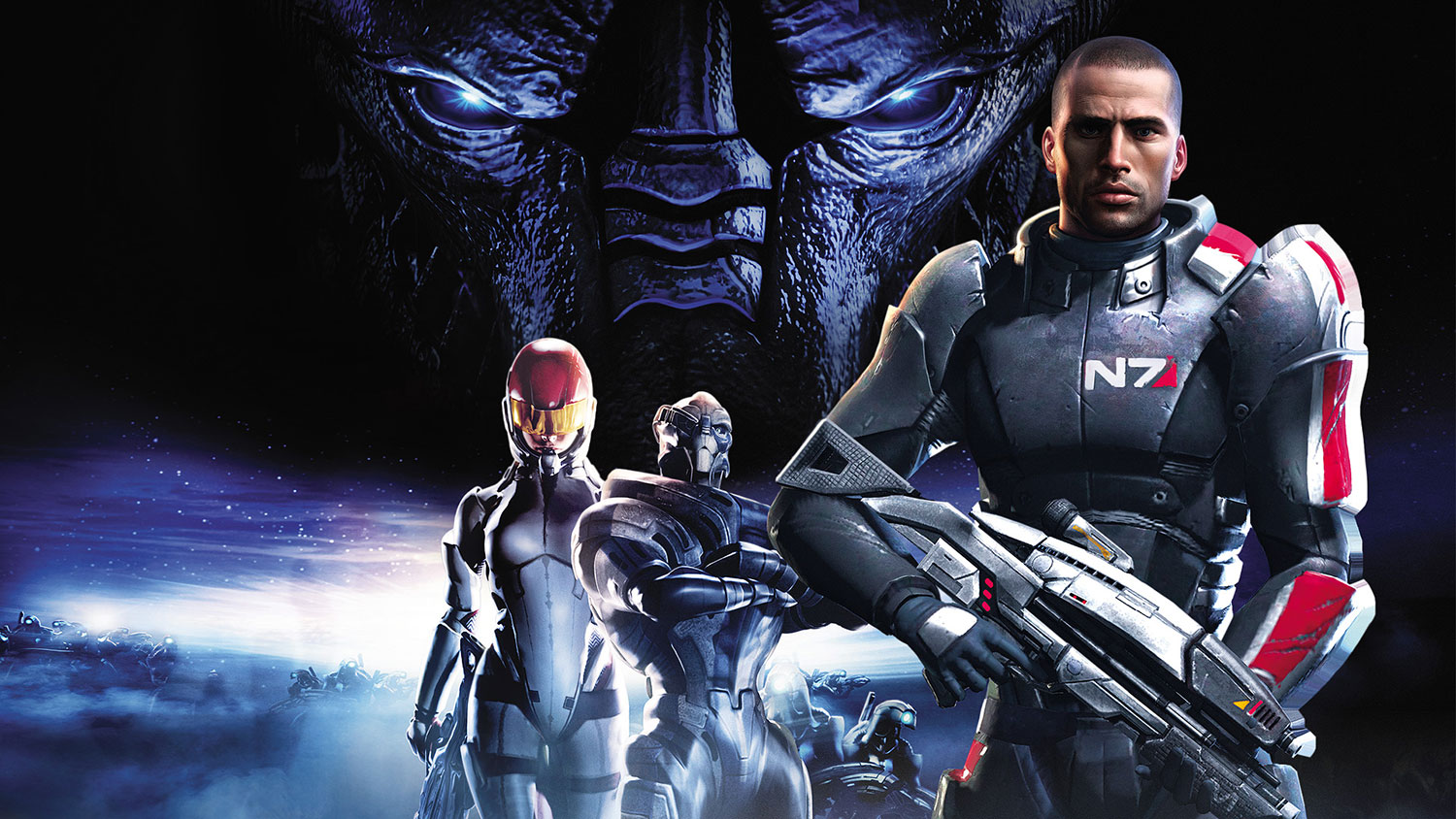 EA rules out Mass Effect remasters