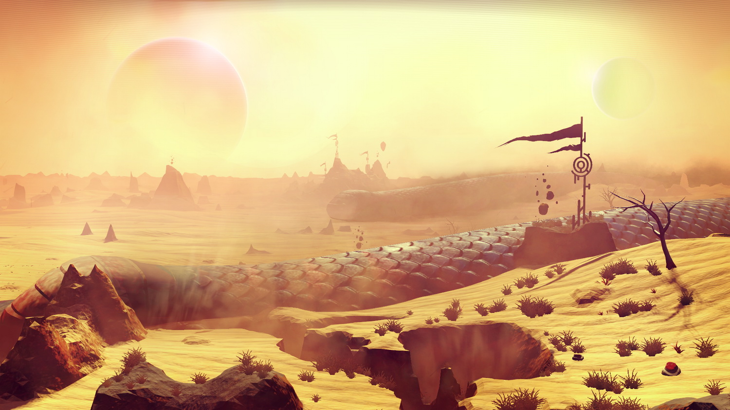No Man's Sky Gets New Vehicle This Week