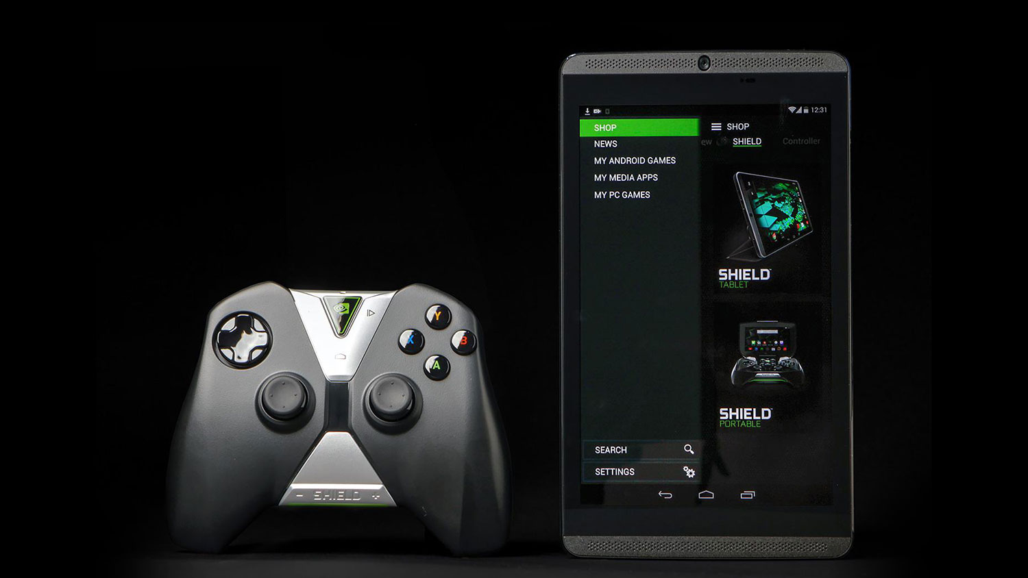 Nvidia S Shield Tablet Is Now More Delicious With The