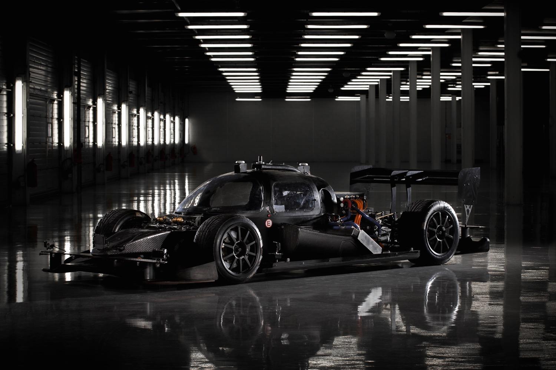 Watch Roborace's Self-Driving Race Car Tear Up the Track