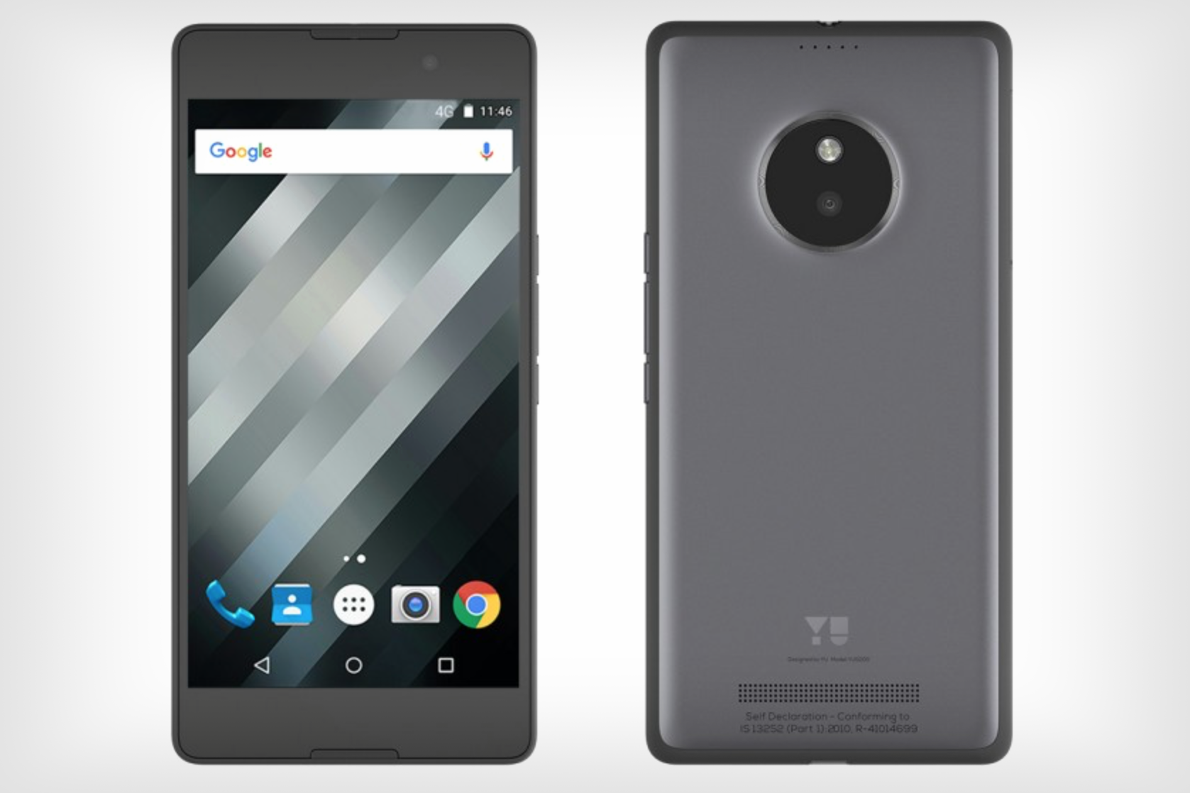 For less than $300, you can buy both the Yu Yureka S and ...