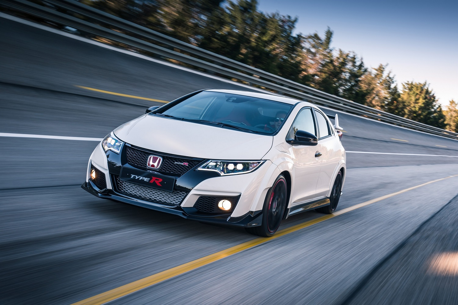 Faster less furious Hondas Civic Type R is growing up