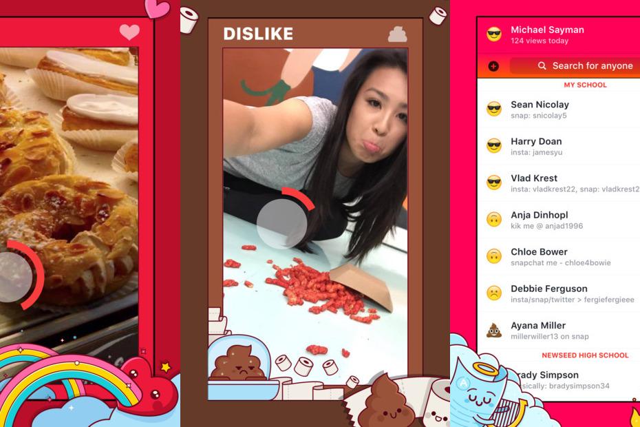 Resultado de imagem para facebook Lifestage  Entenda como funciona o Lifestage, o novo 'Snapchat' do Facebook lifestage