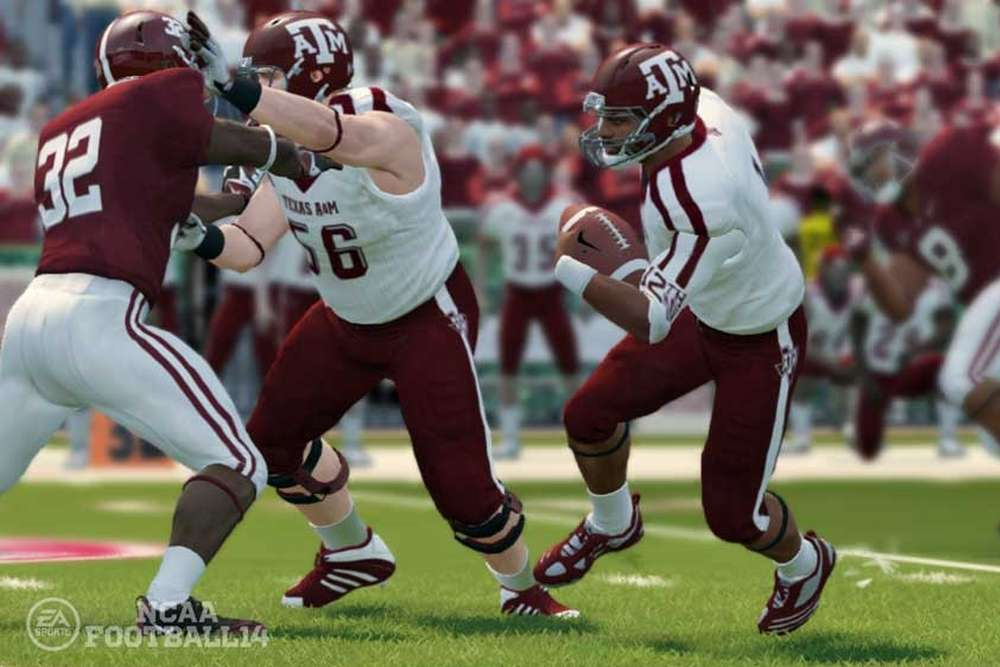 'NCAA Football' video game will return sooner or later