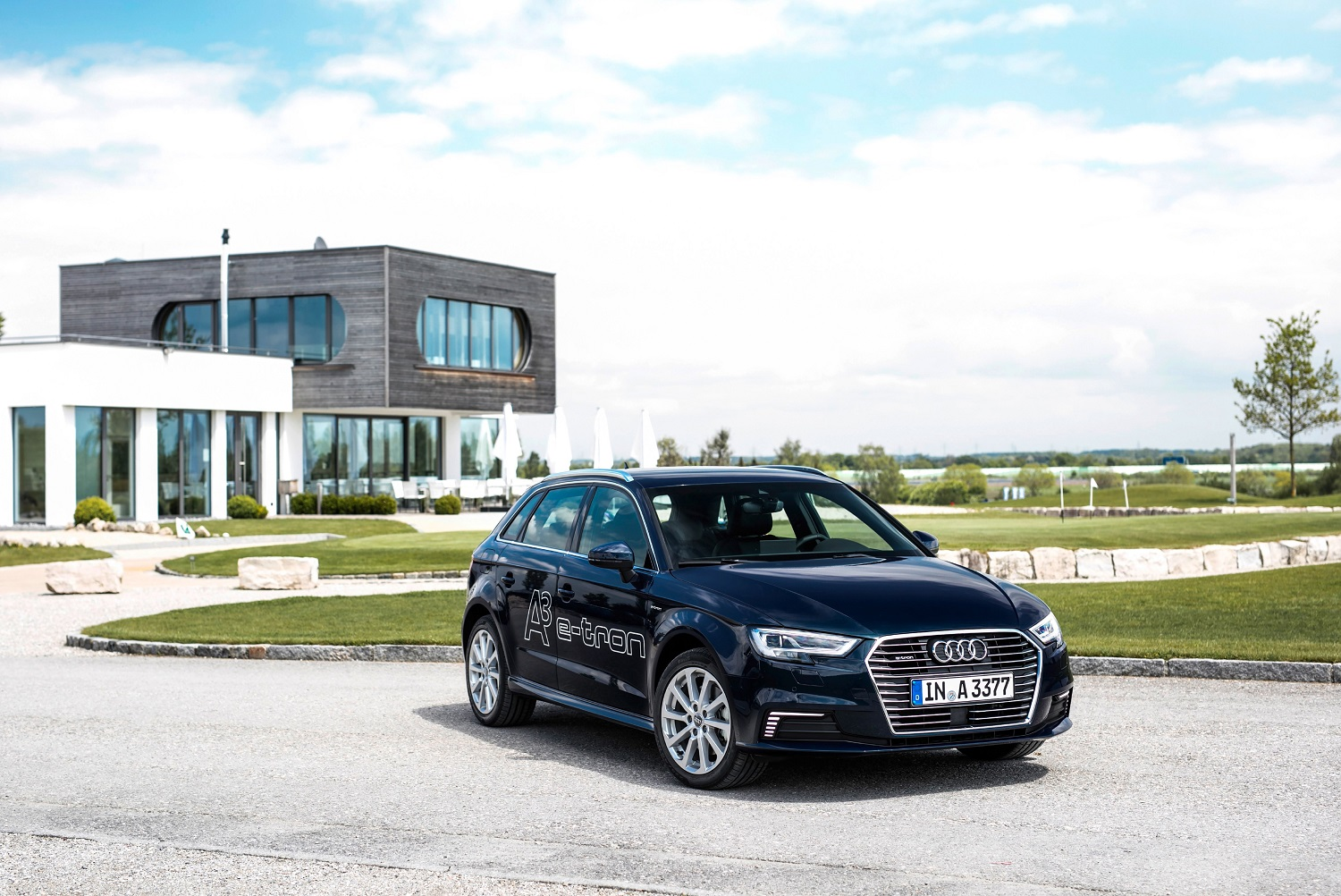 Audi's 2017 A3 e-tron goes high tech, still easy on fuel